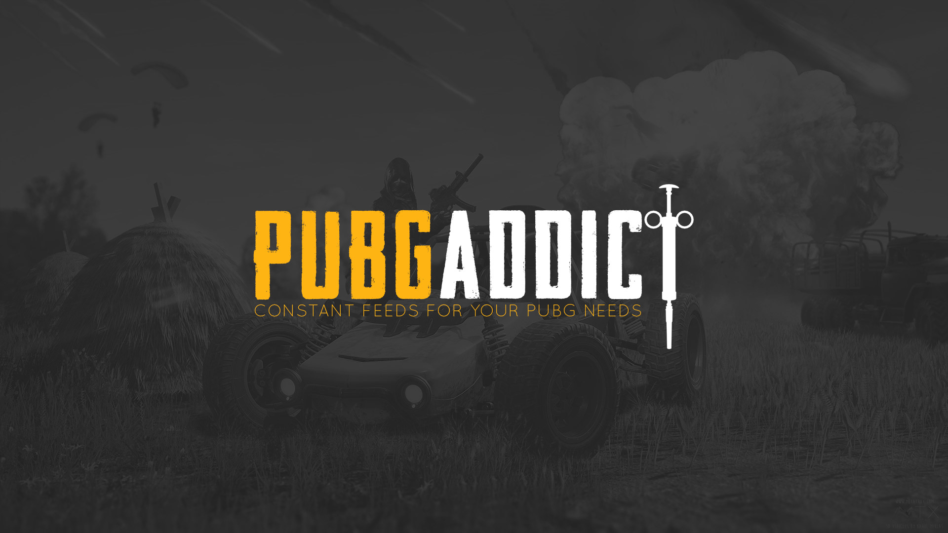 Pubg Wallpaper Creator: PUBG ADDICT